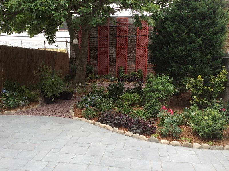 before and after chelsea garden center